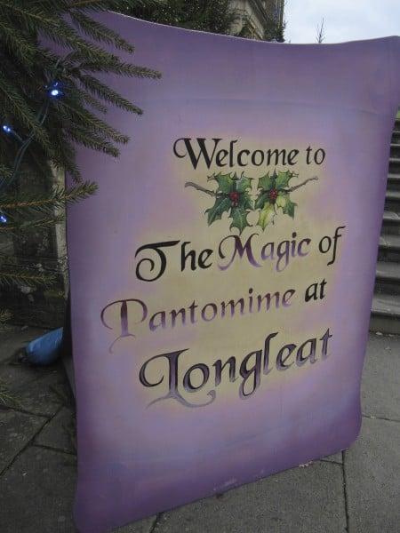 Christmas at Longleat Safari Park