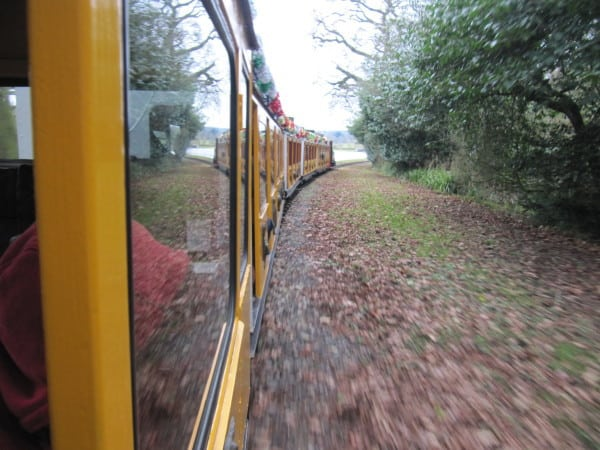Longleat Train