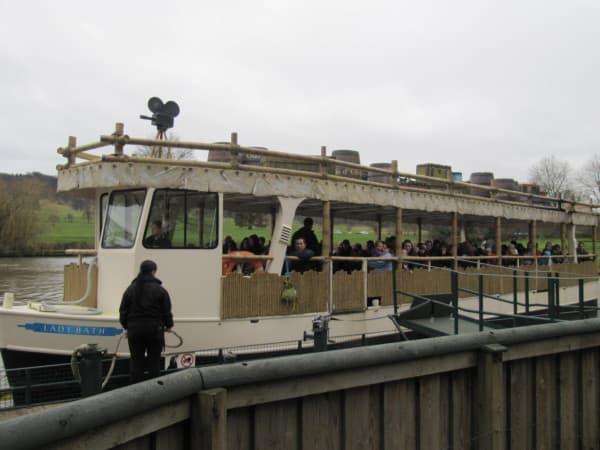 Longleat boat safari
