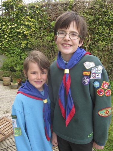 Portishead Scouting