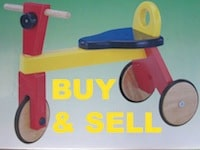 Buy & Sell kid's stuff