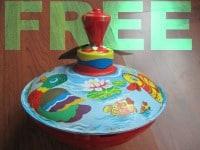 Free Kid's Stuff