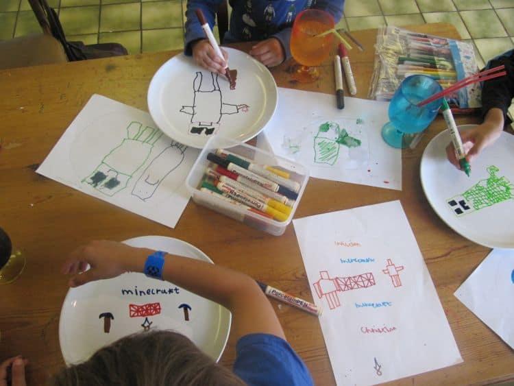 Designing Plates