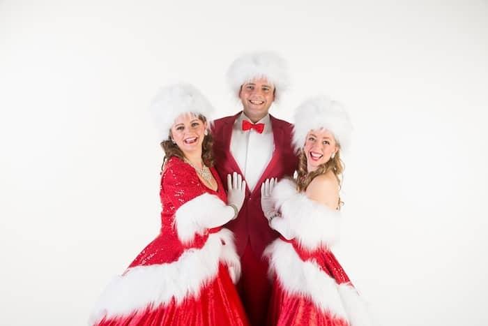 White Christmas Review Bristol Hippodrome