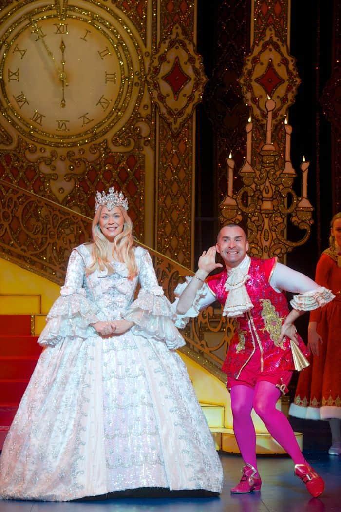 Cinderella and Dandini