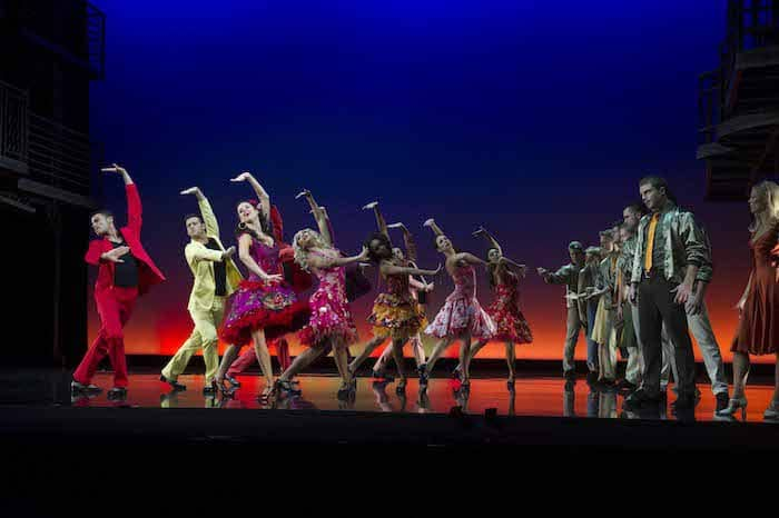 West Side Story. The Tour
