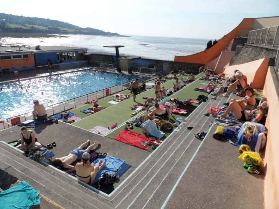 Portishead Outdoor Pool Come On In The Water 39 S Lovely Practically Perfect Mums