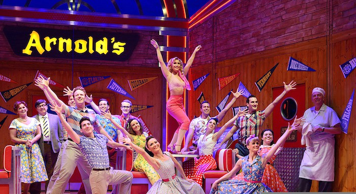 Happy Days Musical review