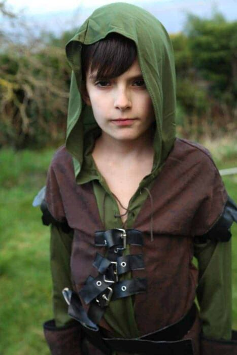 Robin Hood World Book Day Costume