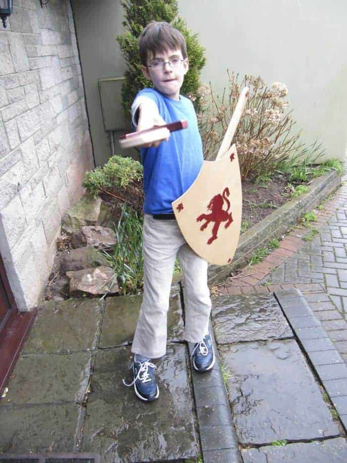 Robin Hood Costume For World Book Day Practically
