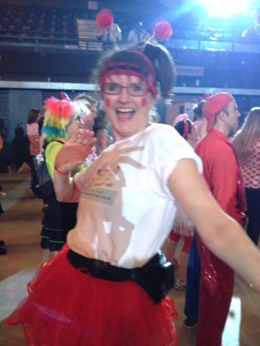 Red Nose Day Comic Relief Danceathon 2015 #RedNoseDay #ComicRelief #Danceathon #2015 #TeamHonk
