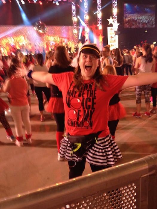 Red Nose Day Comic Relief Danceathon 2015 #RedNoseDay #ComicRelief #Danceathon #2015 #TeamHonk