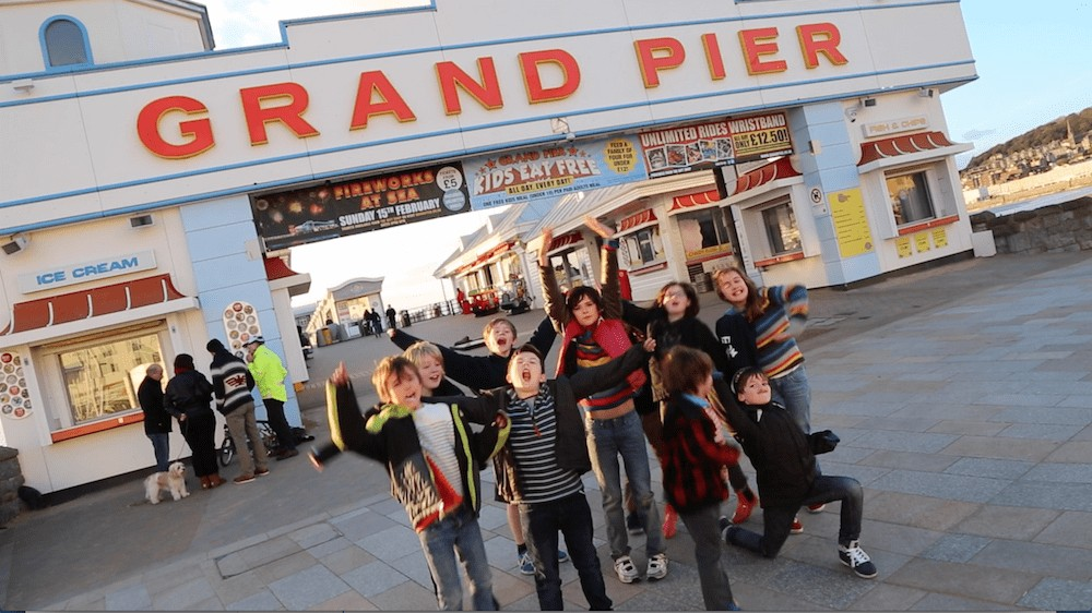 Grand Pier Party Review Weston-super-Mare, #Grand #Pier #Teen #Party #WestonsuperMare #review
