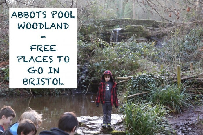 Abbots Pool Bristol Video. Free family outings
