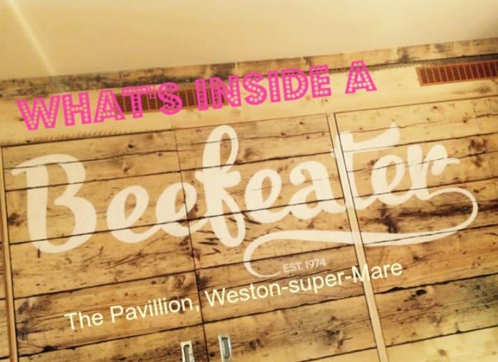 The Pavillion Beefeater, Weston-super-Mare