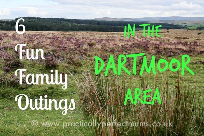 6 Fun Family Outings in the Dartmoor Area