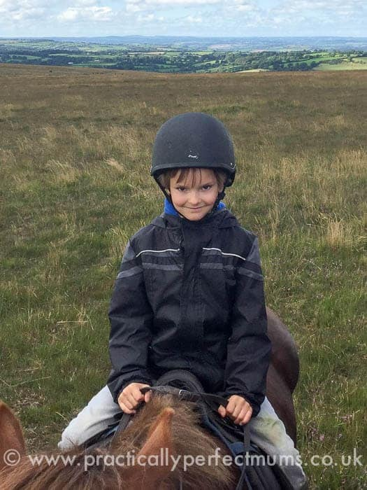 Cholwell Riding Stables Dartmoor