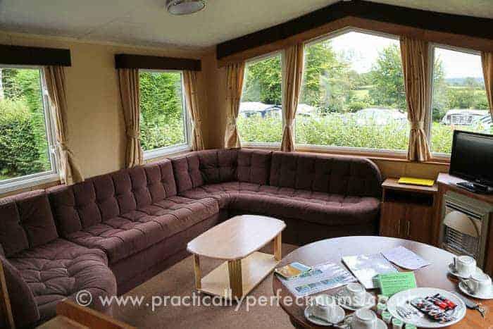 Dartmoor Woodovis Caravan