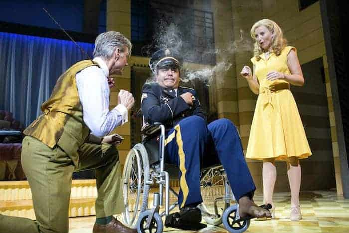 DIRTY ROTTEN SCOUNDRELS REVIEW