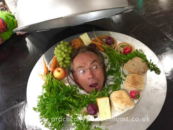Little Table of Delights, Yeo Valley, review, theatre, food