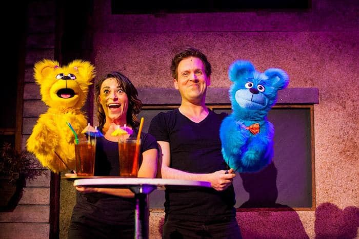Avenue q review uk tour practically perfect mums for Bad idee