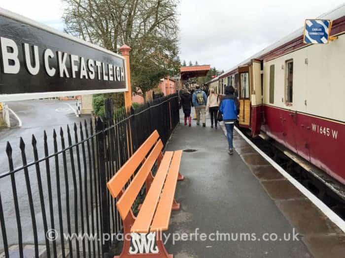 South Devon Railway, Buckfastleigh, Totnes - explore Dartmoor, Visit Dartmoor