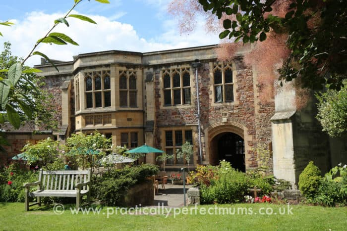 Bristol Cathedral Cafe and Garden