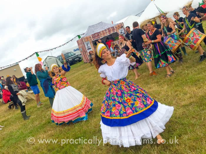 Colourful Dance Troupe - Valley Fest Review 2016