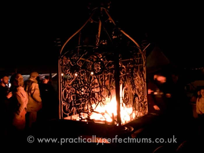 Official Camp Fires in the Arena - Valley Fest Review 2016