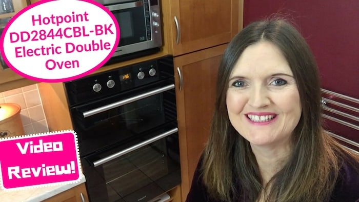 Hotpoint DD2844CBL Electric Double Oven Review for AO.com