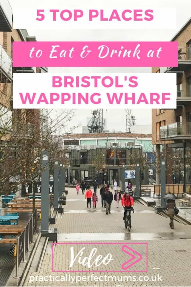 Wapping Wharf, Bristol Harbourside