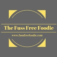 The Fuss Free Foodie Logo