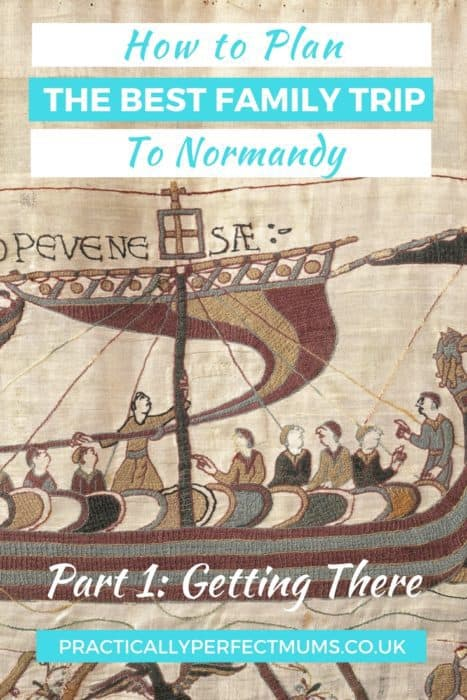 The best family trip to Normandy