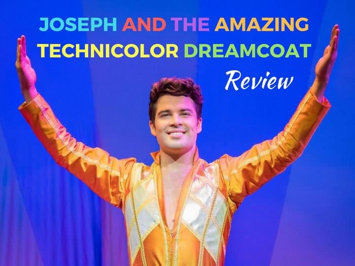 joseph review bristol  is joe mcelderry the best yet