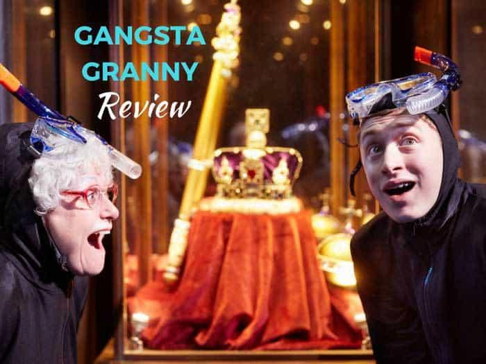 Gangsta Granny Review - Bristol Hippodrome