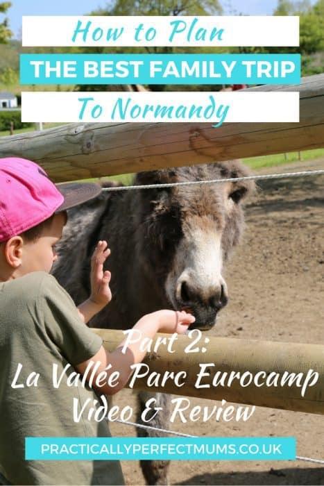 Eurocamp in Normandy La Vallée, Houlgate