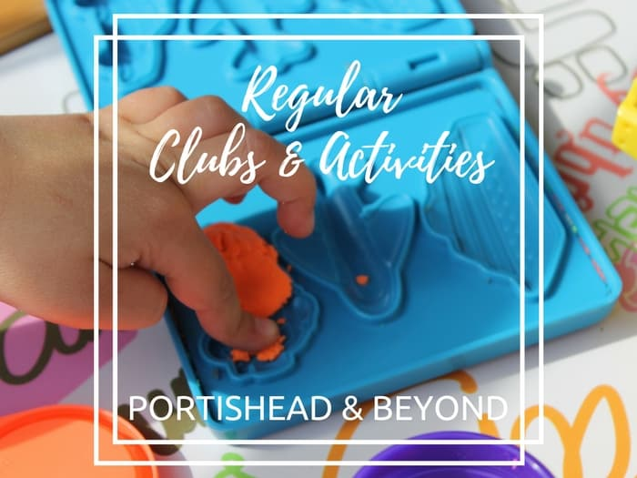 Things to do in Portishead - Portishead Bristol Regular Clubs and Activities