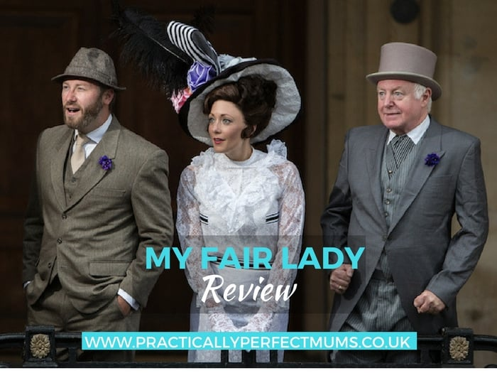 Click through to read our new My Fair Lady Review by BLOC at Bristol Hippodrome with age guidance.