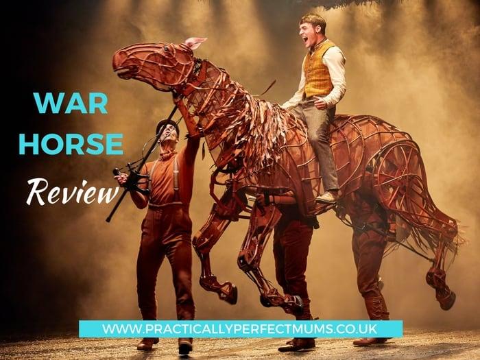 War Horse Review Bristol Hippodrome
