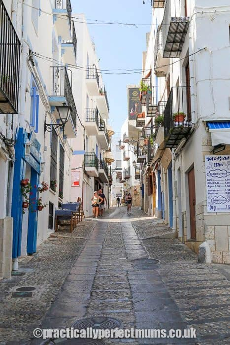 What to do in Peñiscola in the Castellón Province