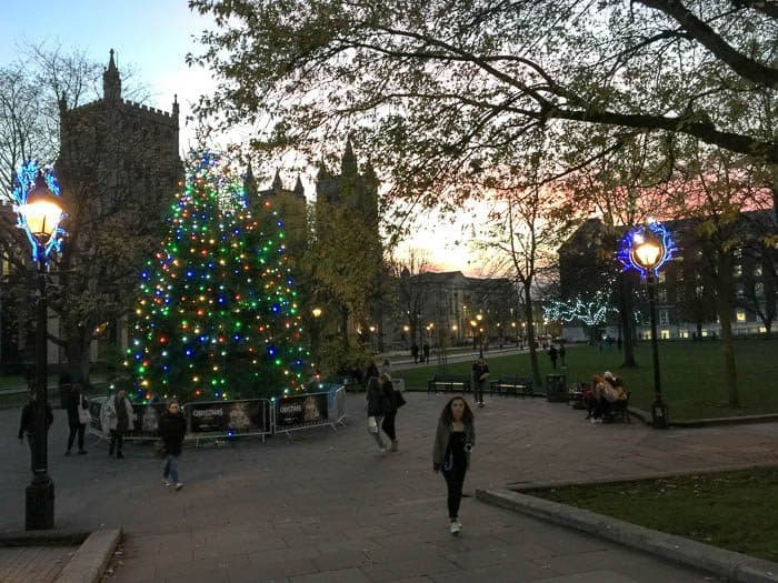 Fab festive family guide to places to go and things to do at Christmas in Bristol and North Somerset in 2018. Includes handy information on ice-skating rinks, Christmas markets, Santa's grotto and Victorian Christmas celebrations.