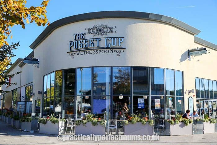 Where to eat in Portishead? The Posset Cup