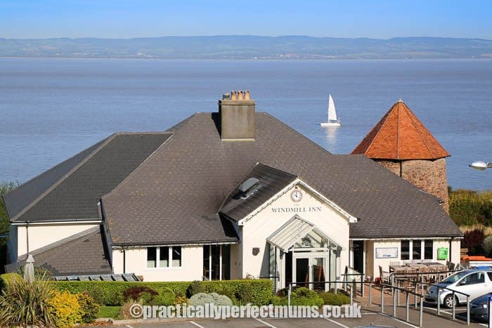 Where to eat in Portishead? The Windmill Inn