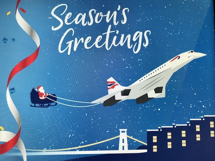 Christmas at Aerospace in Bristol