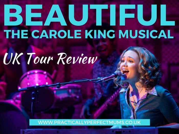 Beautiful The Carole King Musical UK Tour Review: Bristol Hippodrome
