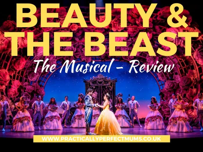 Beauty and the Beast musical review