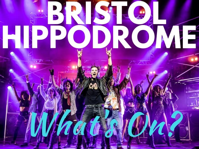 Check out this great guide to Bristol Hippodrome shows covering Bristol Theatre productions right up to July 2019 including what's on, pricing, booking information and links to reviews with age suitability guides.