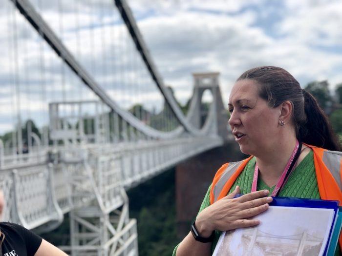 Clifton Suspension Bridge Vaults Tour