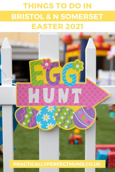 Wondering which attractions are open during the Bristol Easter holidays? Are there any Easter egg hunts in North Somerset for Easter 2021? Which parks serve takeaway coffee and are the loos open?  We answer these questions & more in our mega guide to what's on for kids in Bristol and North Somerset Easter 2021.