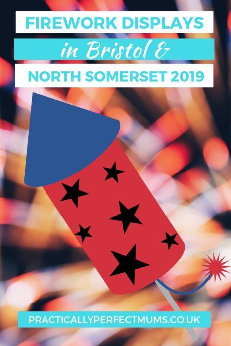 Bonfire Night Bristol and North Somerset Guide